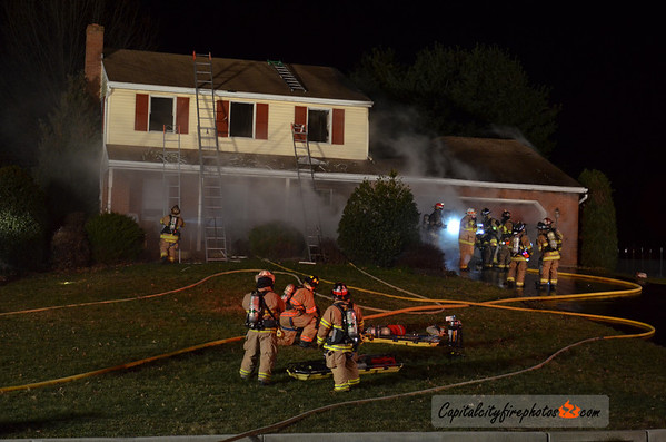 1/20/12 - Mount Joy Township, PA - Schwanger Rd
