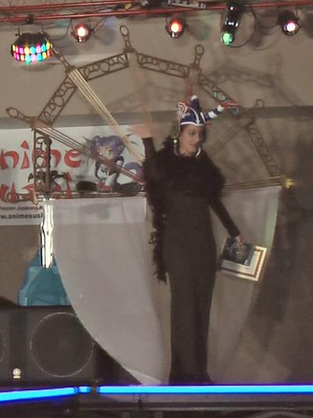 Best Newcomer Award Edea from Final Fantasy VIII