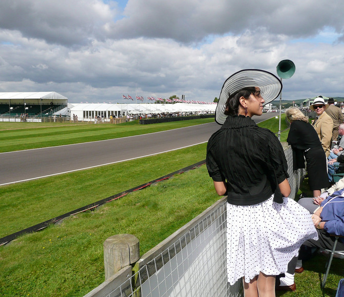 2007 Goodwood Revival, STYLE!