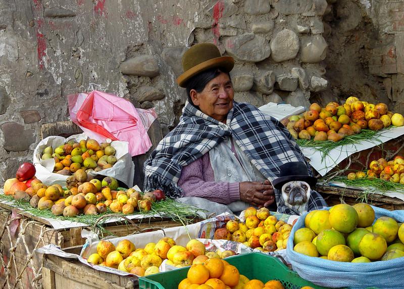 CHOLAS - LA PAZ, BOLIVIA