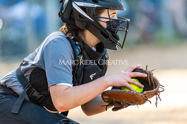Broughton Lady Caps softball vs Sanderson. March 30, 2021