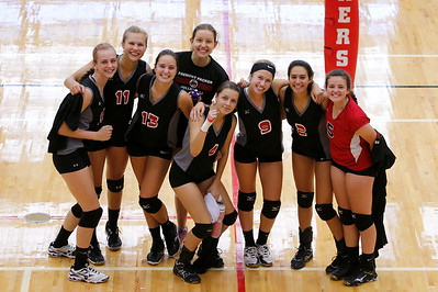 Girls JV Volleyball - 9/20/2016 Big Rapids
