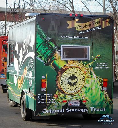 SAUSAGEUP FOOD TRUCK WASHINGTON DC 2017