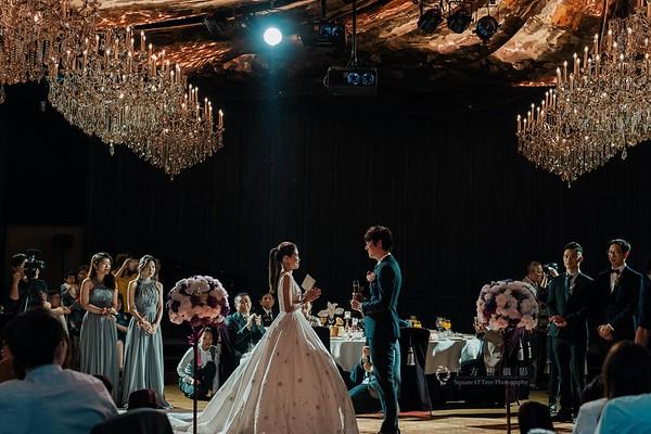 君品酒店 | 亮廳| Amber + Andy  婚禮紀錄 | 婚攝