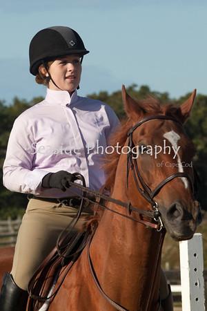 Cranberry Circuit Horseshow Sept 18, 2011
