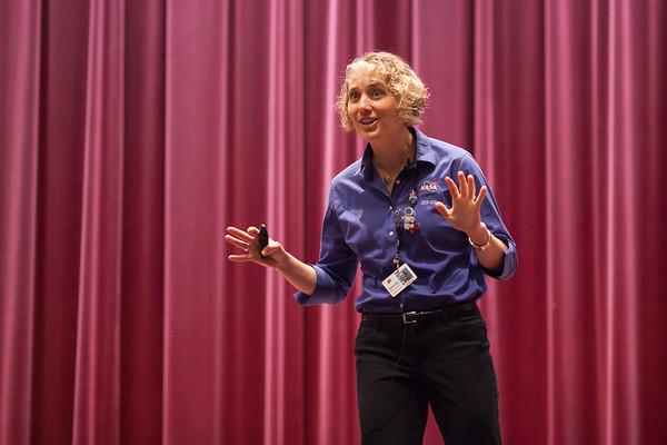 Dorothy Metcalf-Lindenburger, Former Astronaut