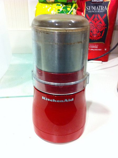 Rotary Coffee Grinder Review