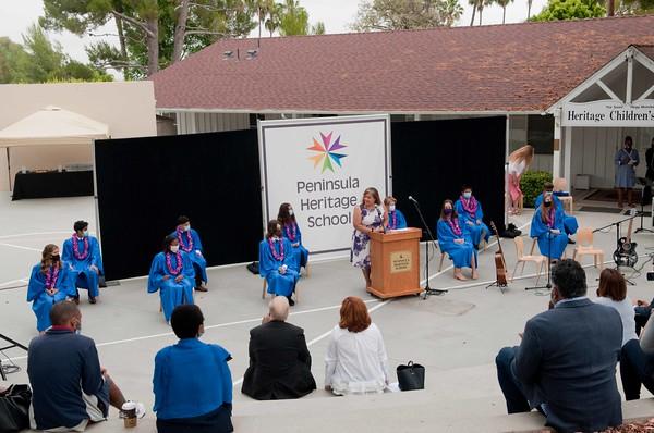 PHS Graduation Ceremony