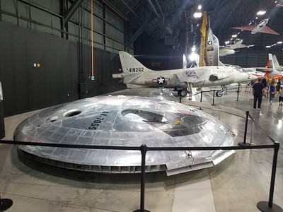 National Air Force Museum 2017