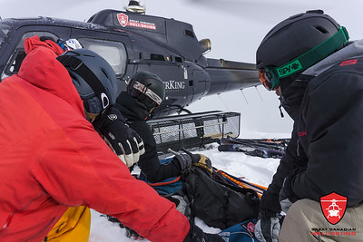 February 13, 2018 Great Canadian Heli-Skiing Guide Photos