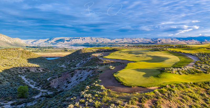 Gamble Sands Golf Resort-Sands Course