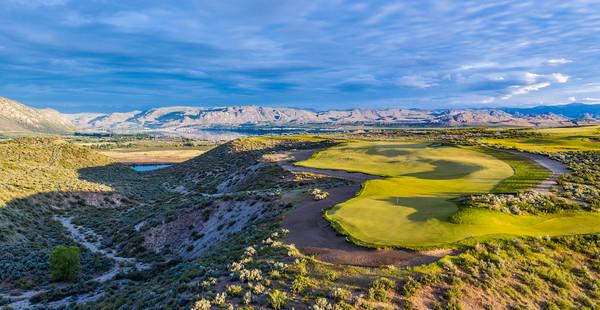 Gamble Sands Golf Resort-Sands Course