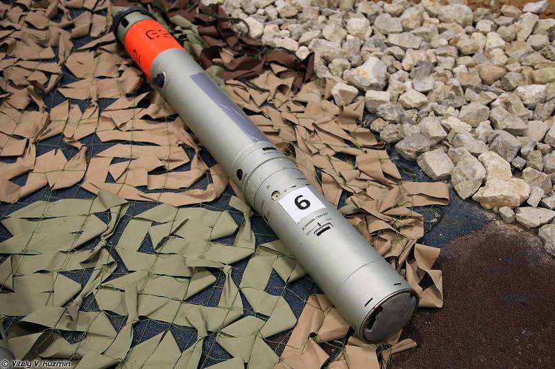 Гидроакустический буй РГБ-16 (RGB-16 sonobuoy)