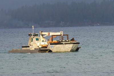 Tahoe Lark Supply Boat?