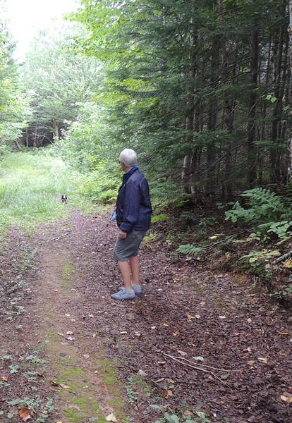 Hike with Yvonne