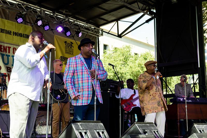 Crescent City Blues and BBQ Festival 2019