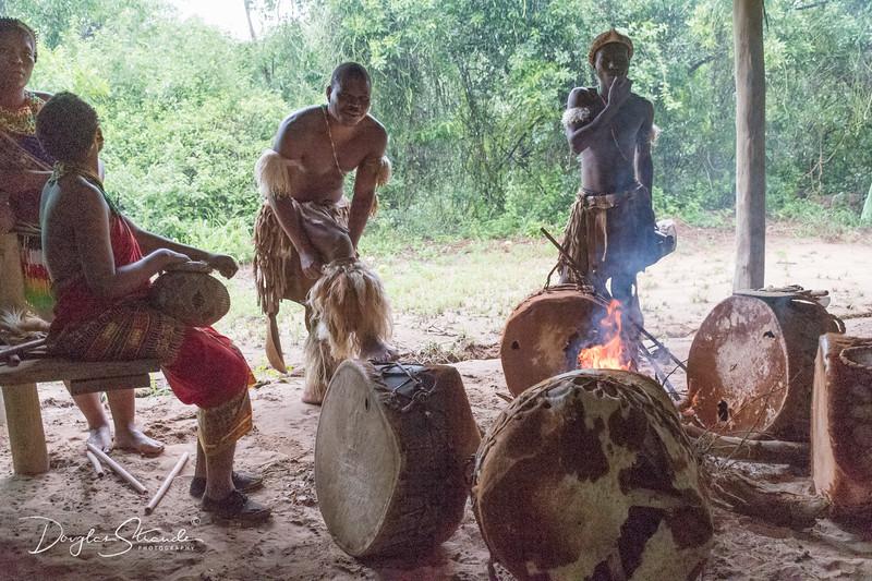 Zulu Tribal Demonstrations