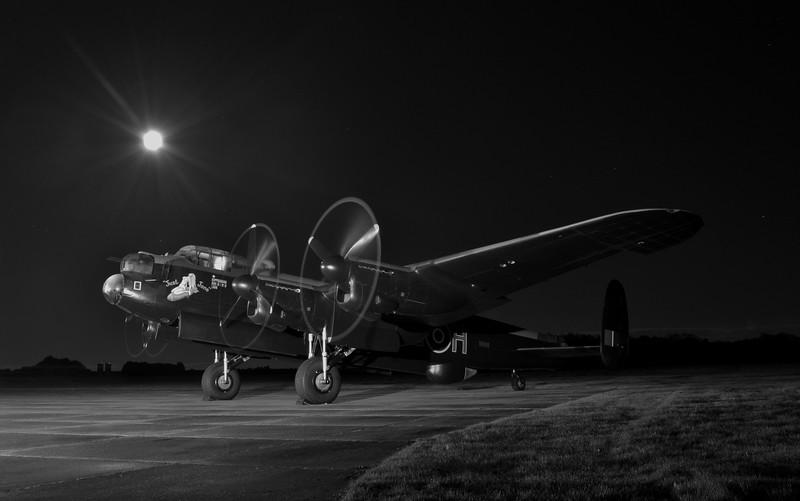 Lancaster still props and spinning B&W.JPG