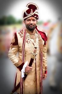 Vaibhav's Barat Ceremony