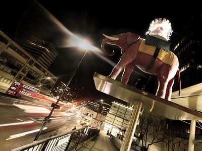 Elephant and Castle Station