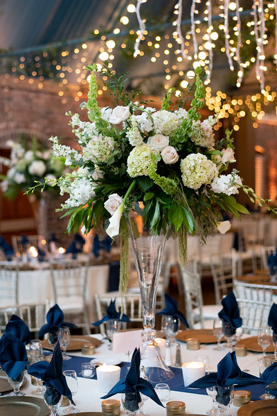 Reception Floral Arrangements