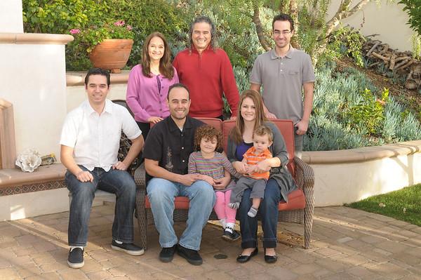 Lopez Family Dec 2012