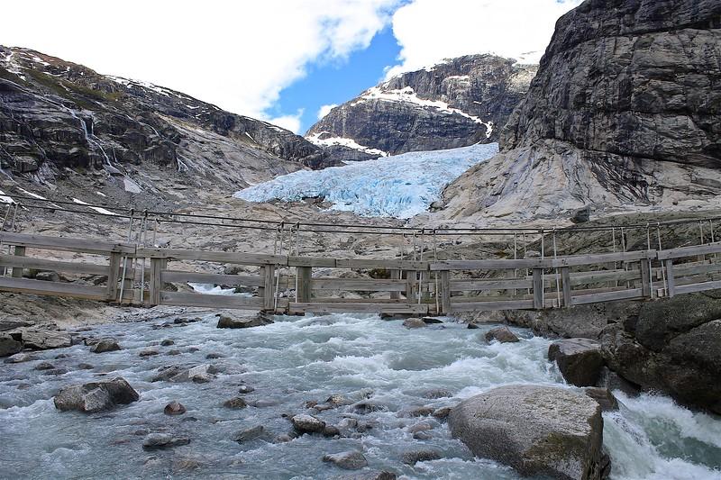 Nigardsbreen Jostedalsbreen National Park Norway