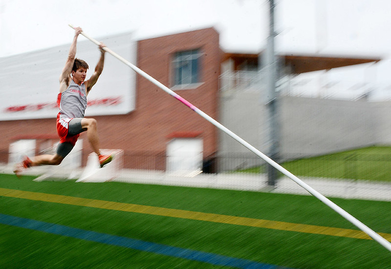 [Jack Haley/Messenger Post Media] Ben Twombly, of Canandaigua is the Daily Messenger''s Player of the Year in Boys Track.