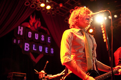JP, Third Time's A Charm, Made Avail, On The Front, Inept @ House of Blues 02.26.09