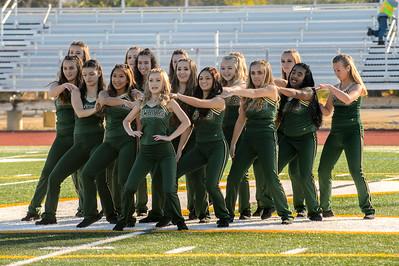 181022 LHS Dance Team - Homecoming