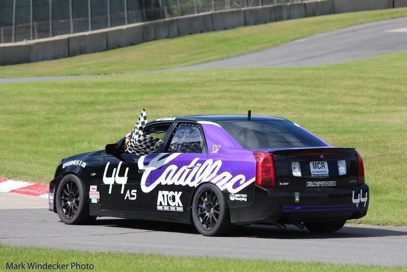 AS Matt Chojnacki Feature Race
