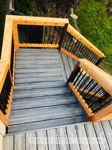 1260 - LifeStyle HDPE Composite Decking