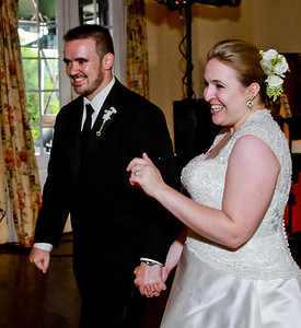 Margaret and Eric Wedding