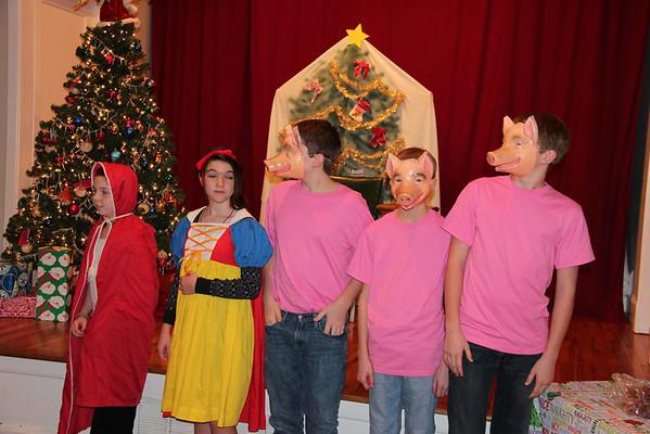2012,  Church Hill 1st U Methodist Christmas Party