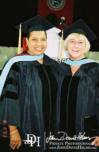 2003 Vicki Doctorate Graduation