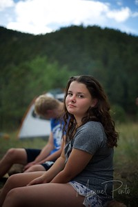 Camping Gross Reservoir  Labor Day weekend 2015