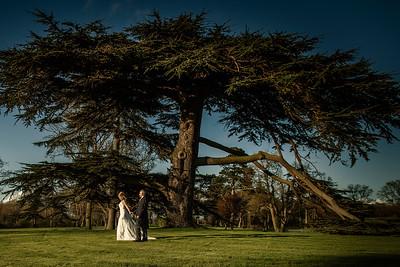 Alyson and Rob's Beautiful Stubton Hall Wedding
