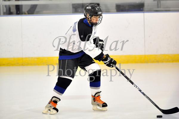 Exeter vs Twin Valley Varsity Ice Hockey 2012 - 2013