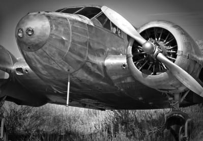 Abandoned Plane