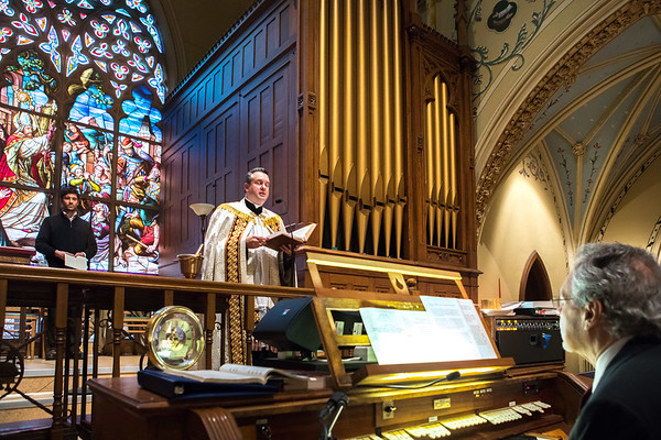 Organ Blessing and Concert