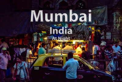 2017-03-18 - Mumbai at Night