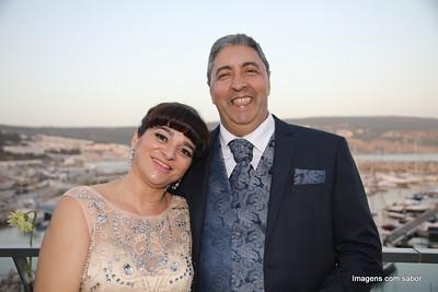 Casamento e Anos de Nelia e Carlos