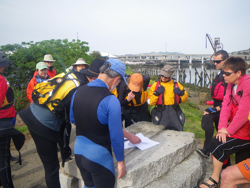 VP Dave talks about the history of Islais Creek, Mission Creek (it used to go all the way to Mission Dolores) and other notable facts.