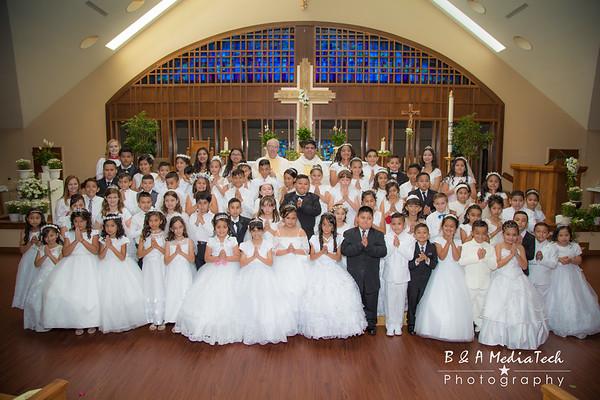 2017 1st Communion