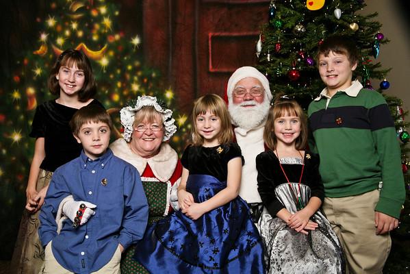 2010 Brealfast w Santa