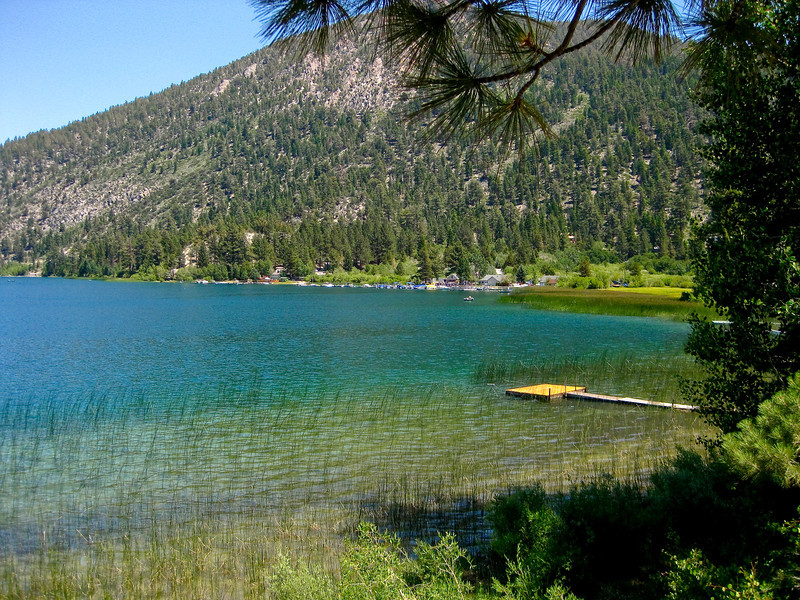Back to June Lake