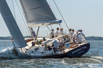 2021 Annapolis to Newport Race  ORC-1, 2 Start