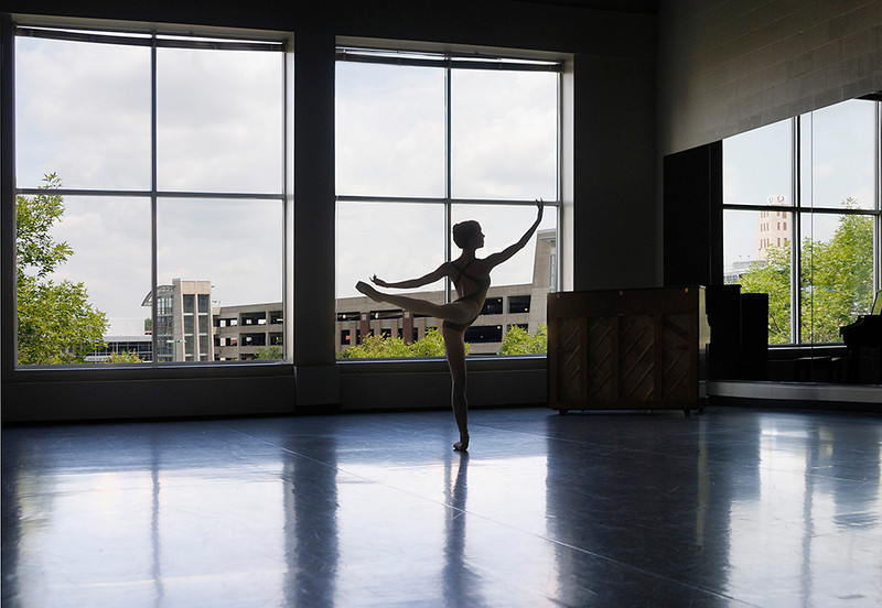 Ellyn McCarthy, University of Akron Dance Institute