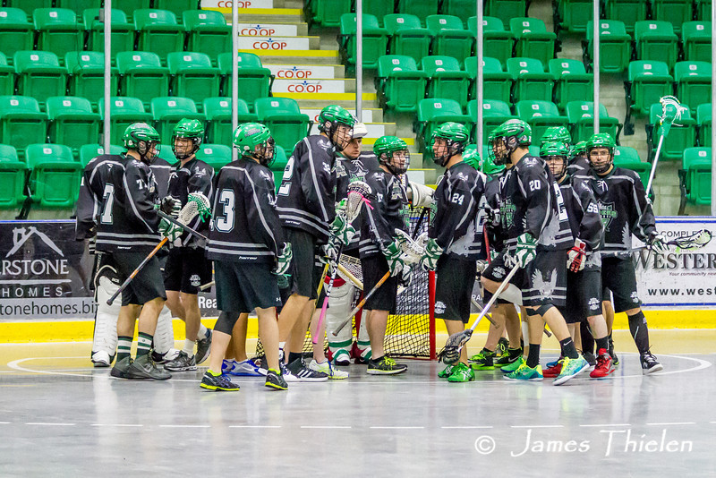 Game, June 08, 2014 Okotoks SrB Raiders vs Rockyview SrB Knights