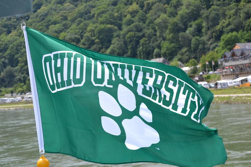 OUAA Europe Ohio Flag on the Rhine River.jpg